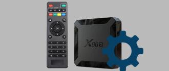 Как настроить X96Q Tv Box